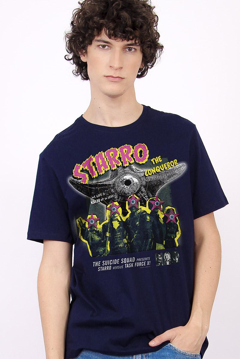 Camiseta Masculina FanDome 2021 Starro The Conqueror