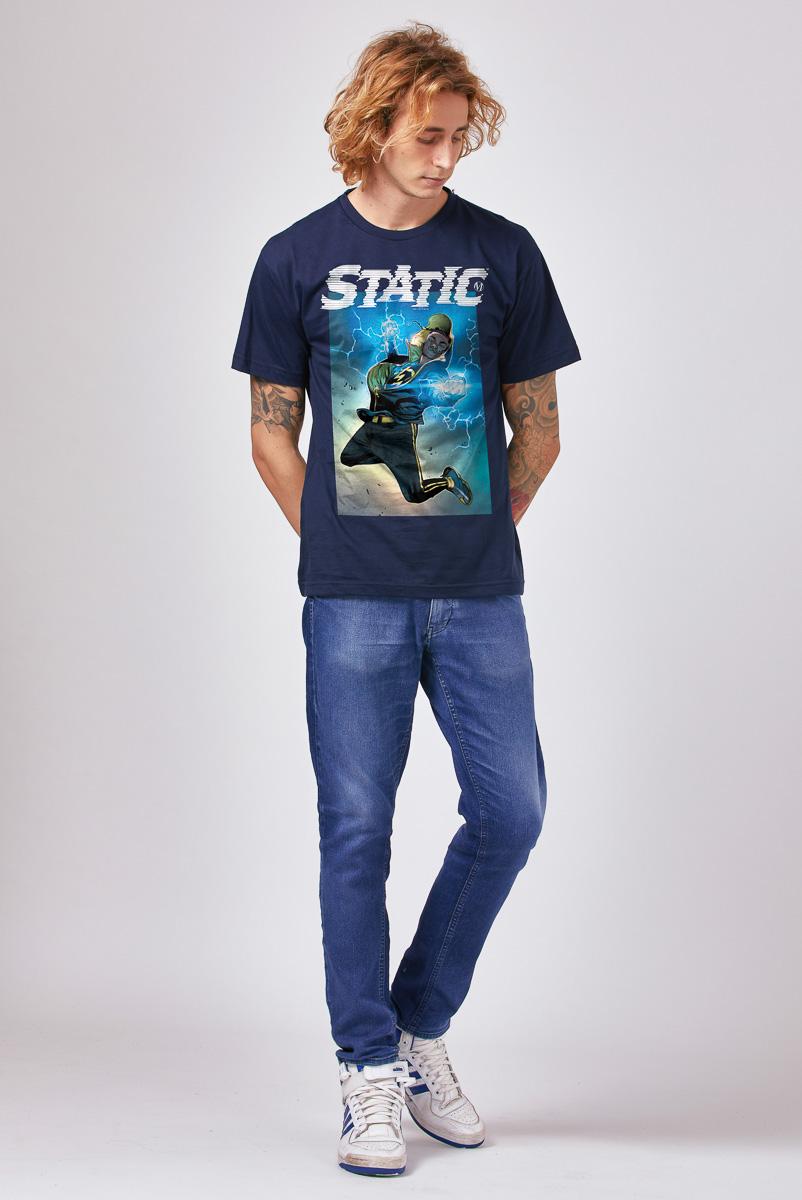 Camiseta Masculina FanDome 2021 Super Choque