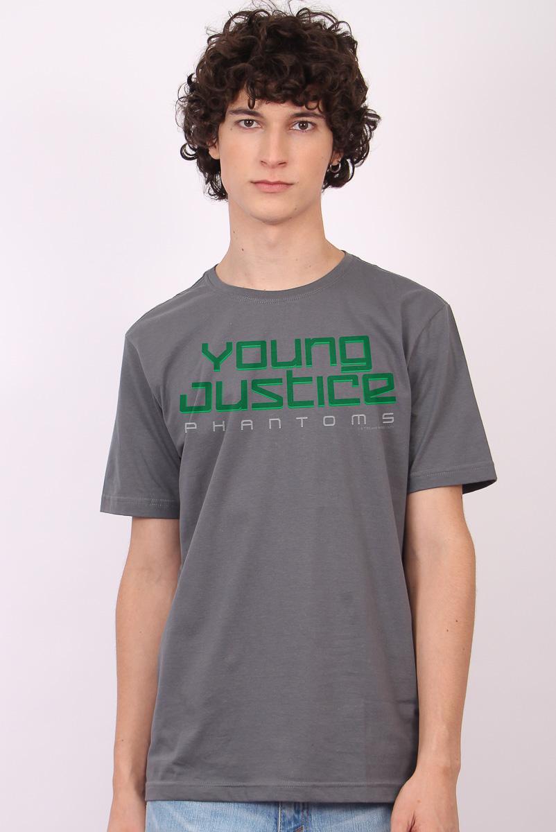 Camiseta Masculina FanDome 2021 Young Justice