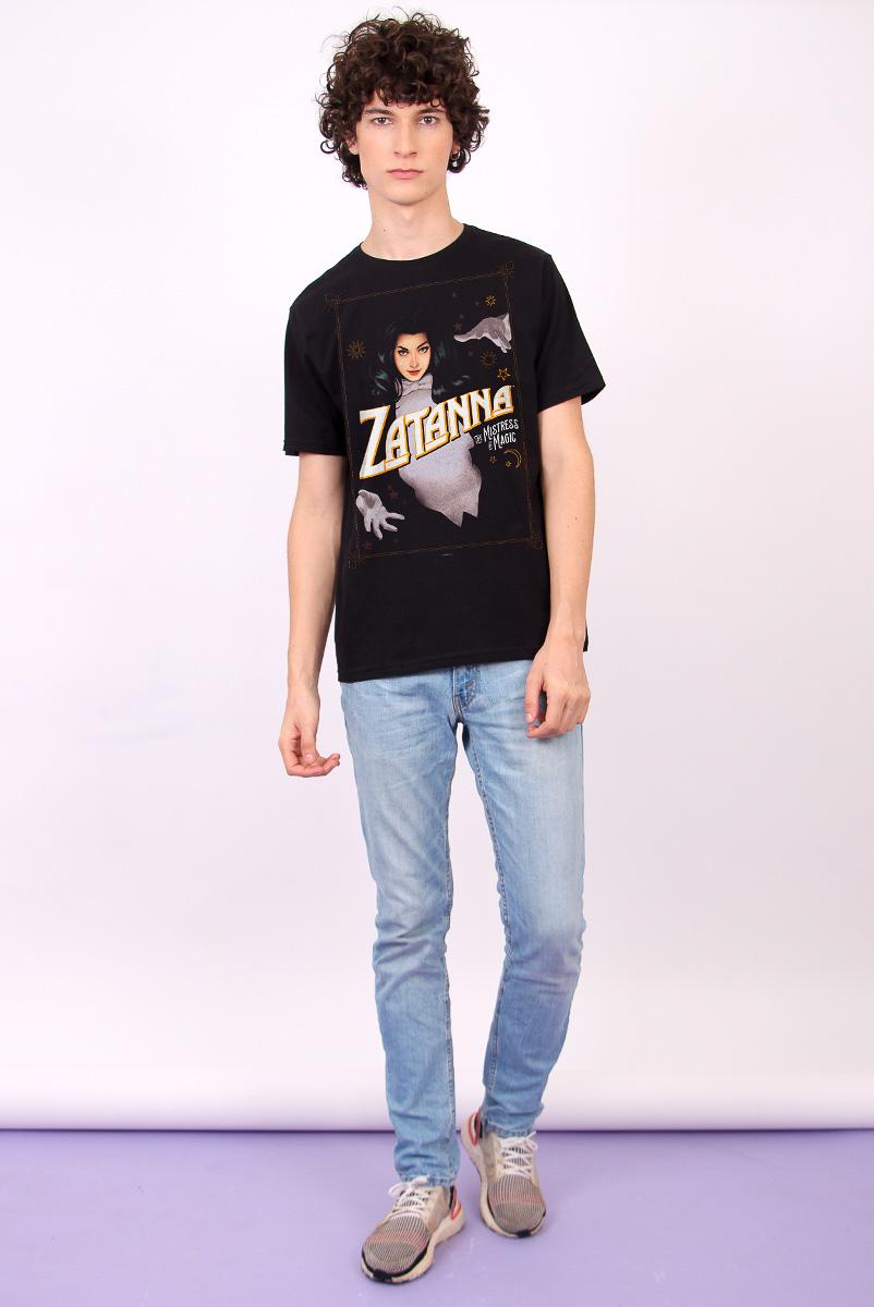 Camiseta Masculina FanDome 2021 Zatanna