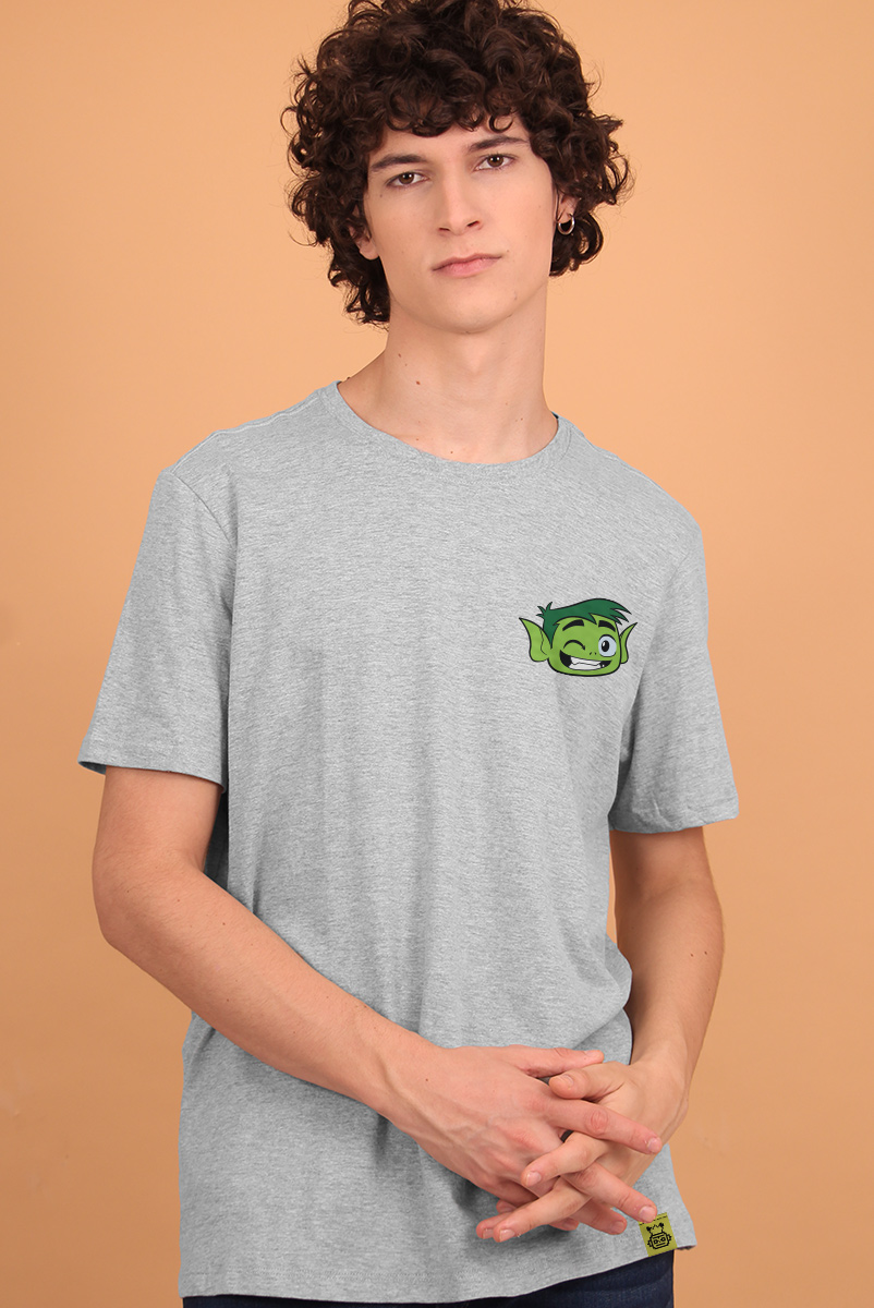 Camiseta Masculina Mutano Universo