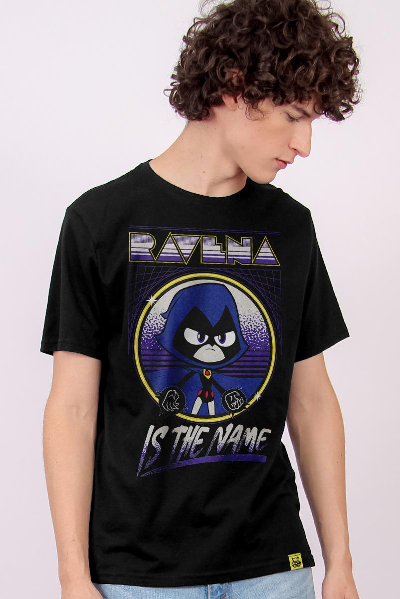 Camiseta Masculina Ravena Is The Name