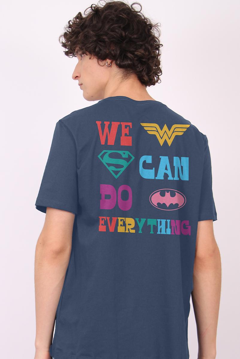 Camiseta Masculina We Can Do Everything