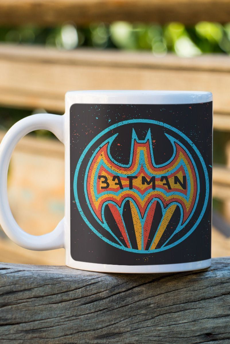 Caneca Batman Colorful