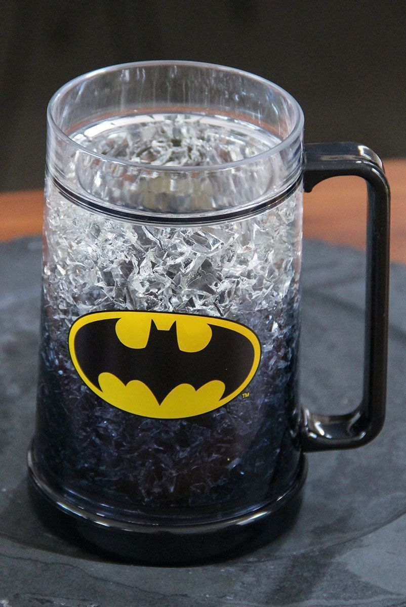 Caneca de Chopp com Gel Batman Logo