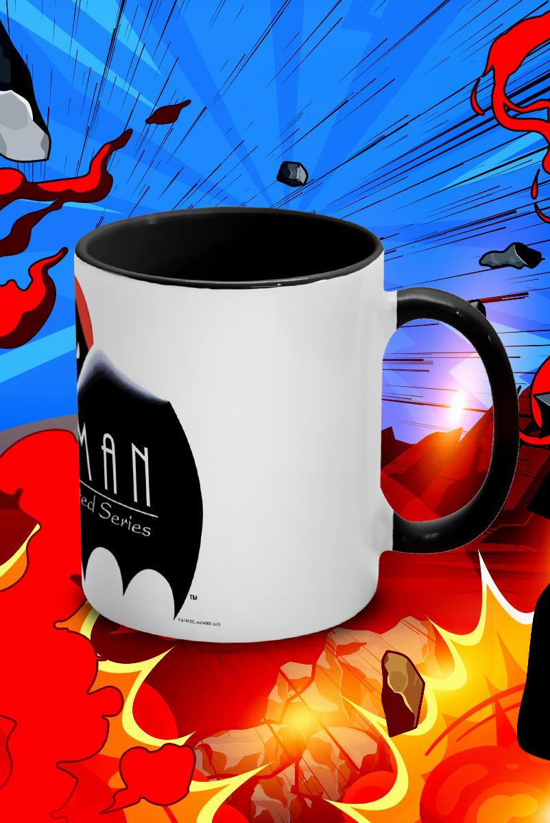 Caneca FanDome 2021 Batman Animated Series