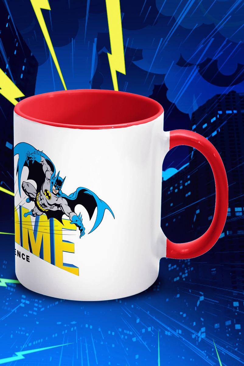 Caneca FanDome 2021 Batman e Robin