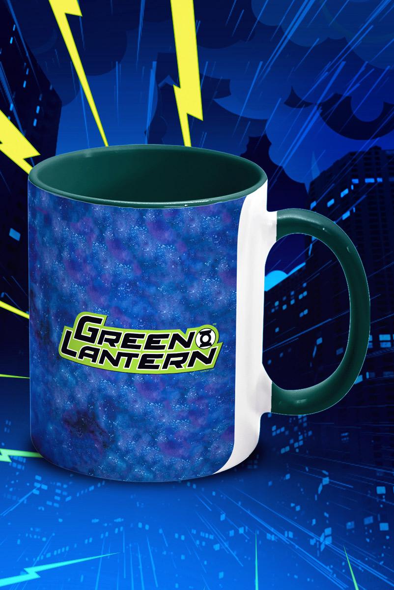 Caneca FanDome 2021 Lanterna Verde Force