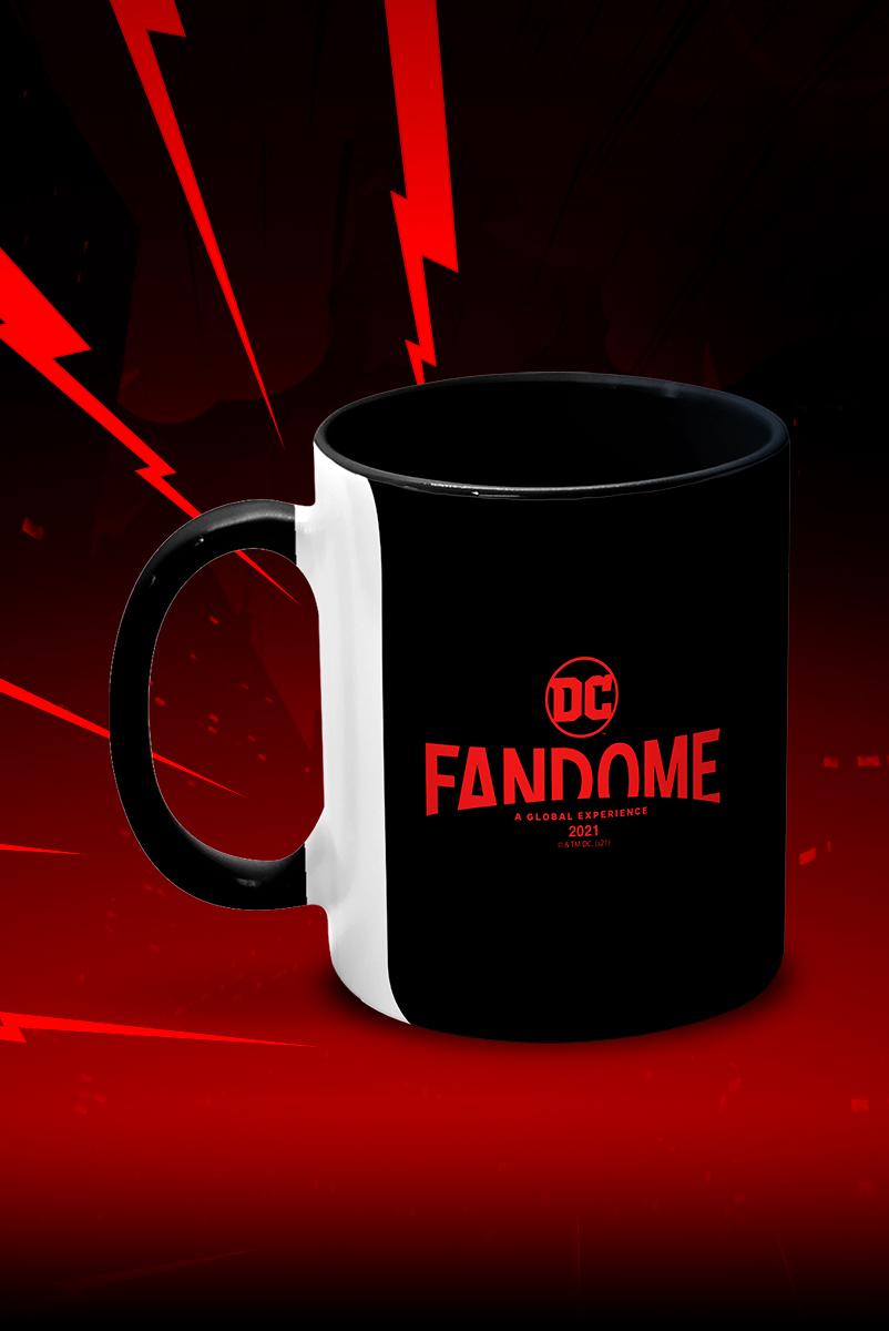 Caneca FanDome 2021 The Batman