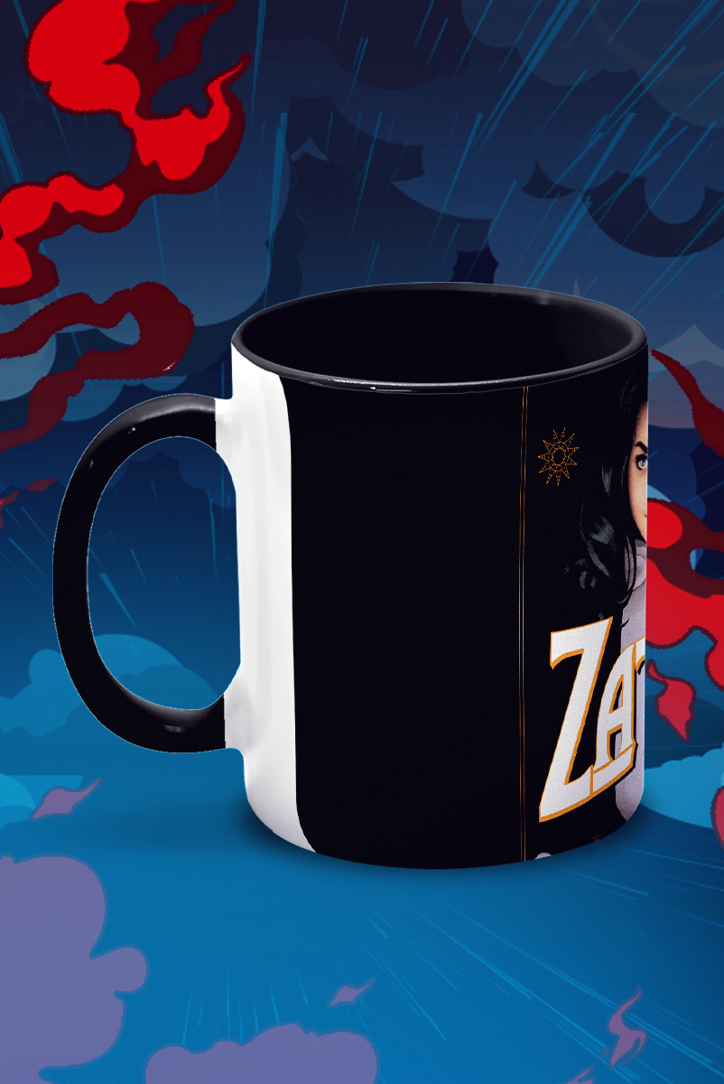 Caneca FanDome 2021 Zatanna
