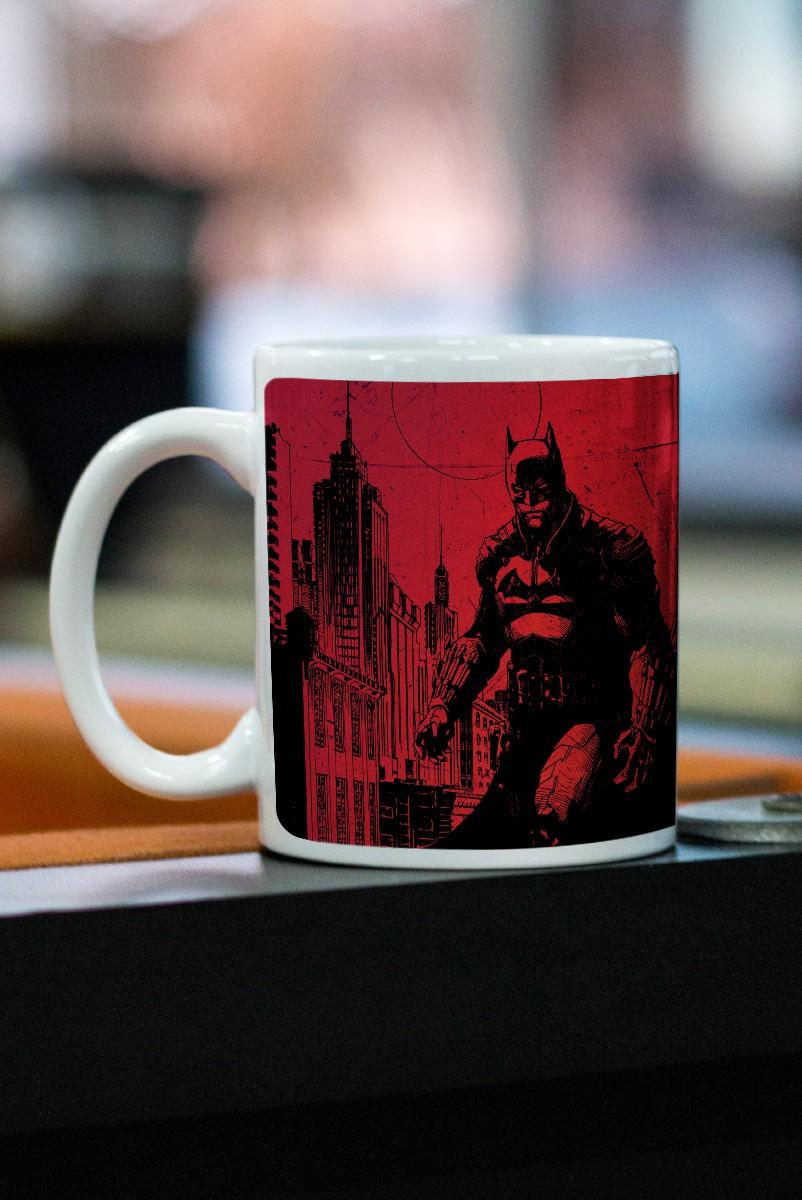 Caneca Fandome Jim Lee Batman
