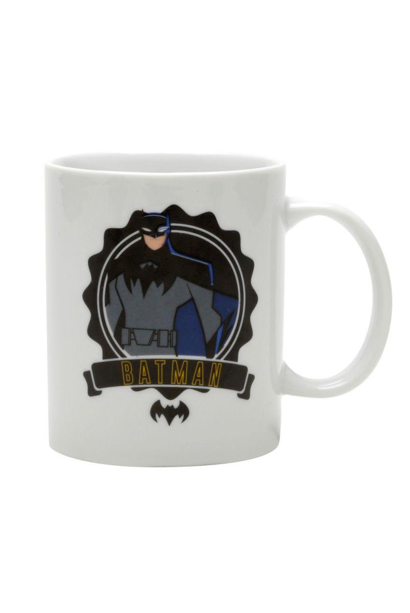Caneca Justice League Action Batman Body