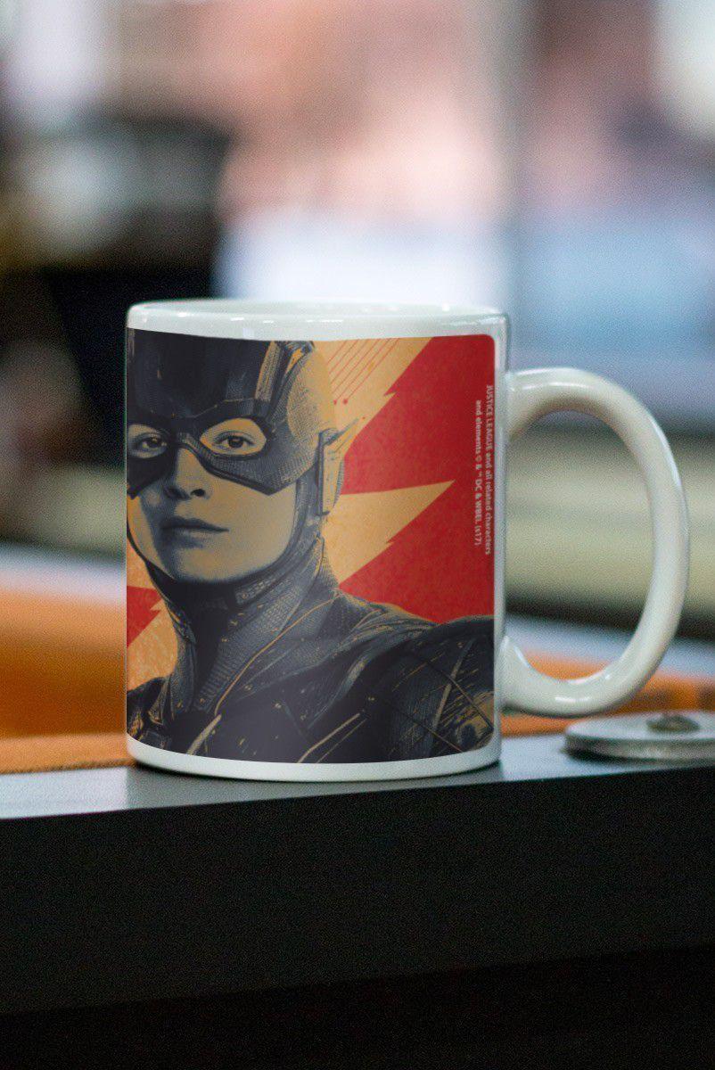 Caneca Liga da Justiça The Flash