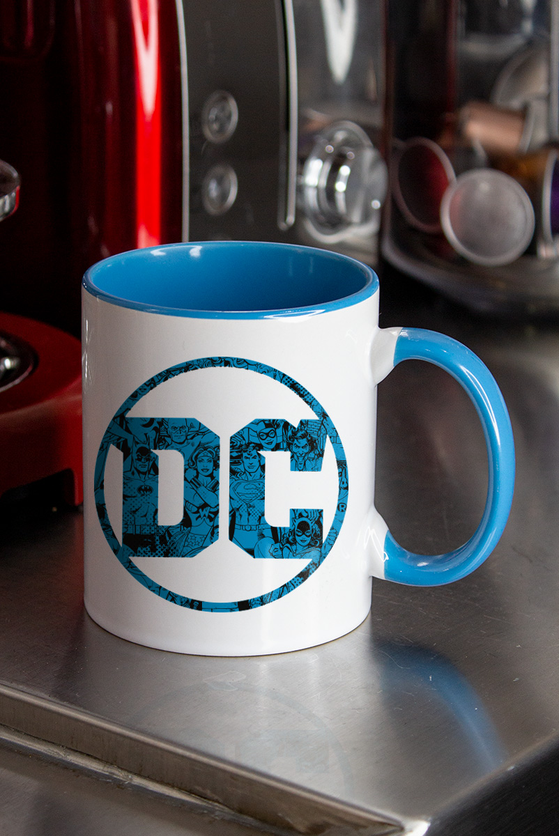 Caneca Logo DC