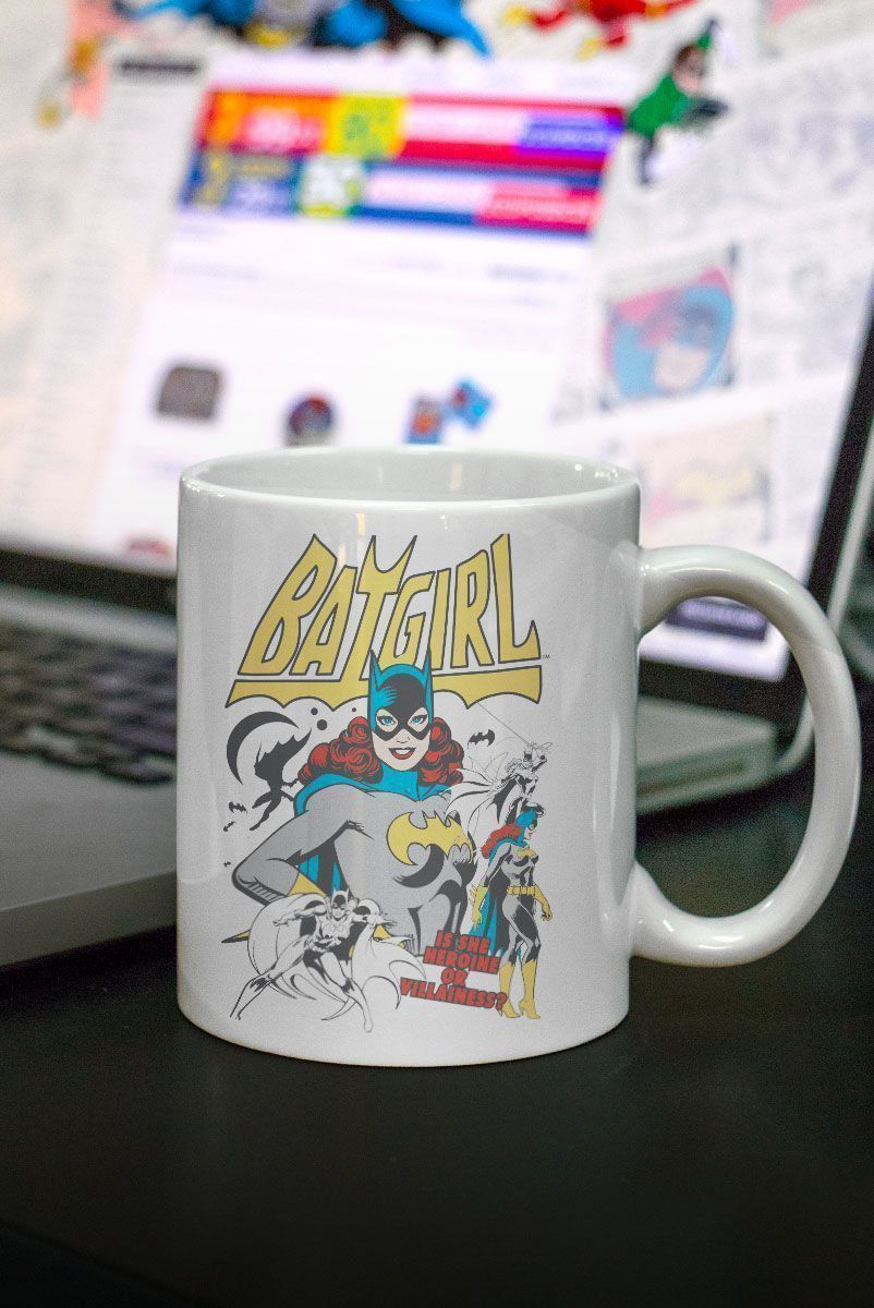 Caneca Power Girls Batgirl