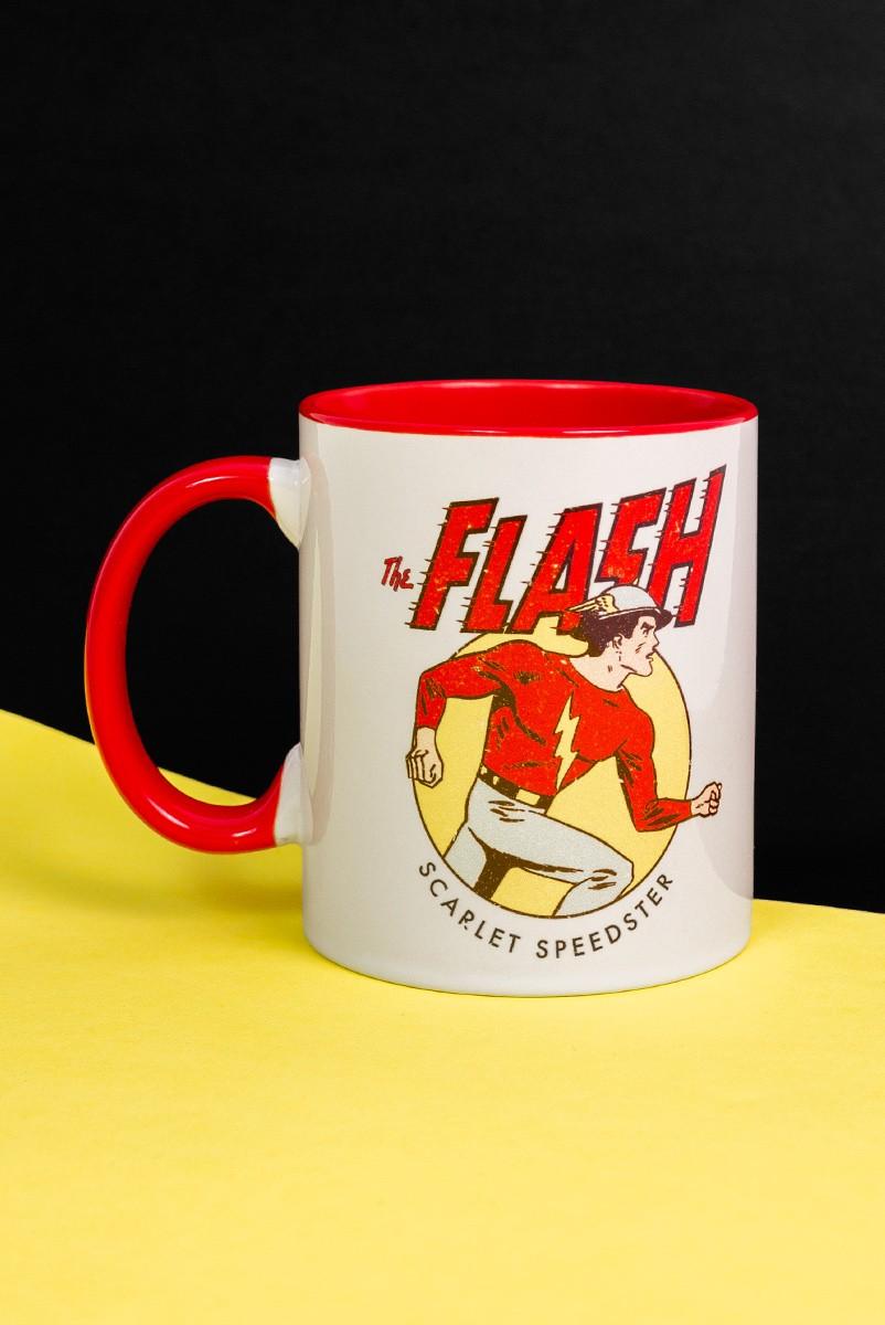 Caneca The Flash Vintage