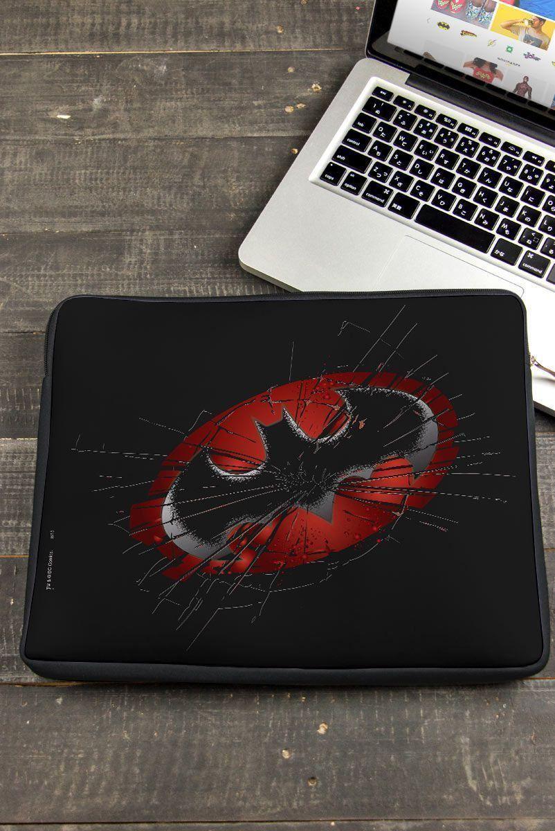 Capa de Notebook Batman 2012