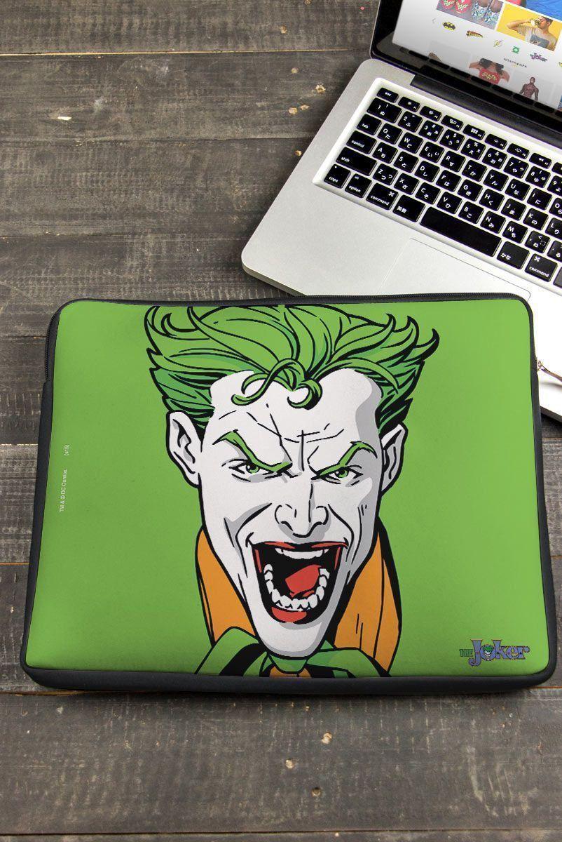 Capa de Notebook The Joker