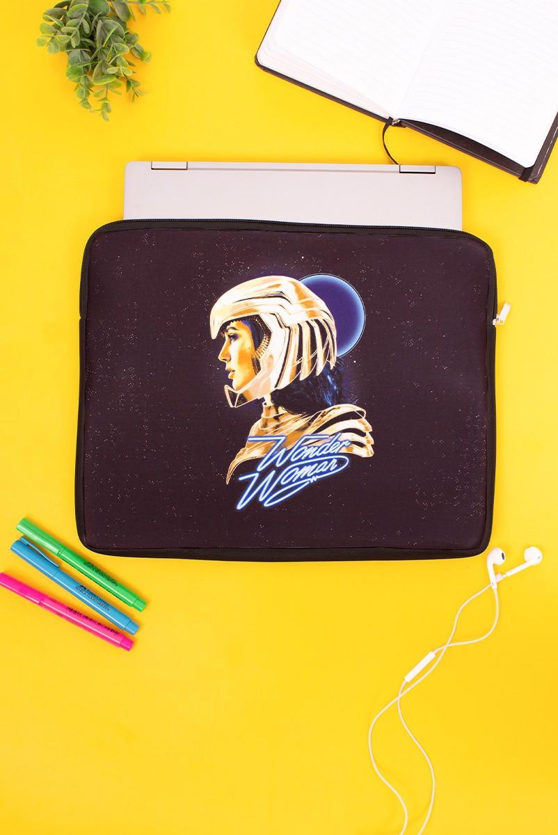 Capa de Notebook Wonder Woman 84 Perfil
