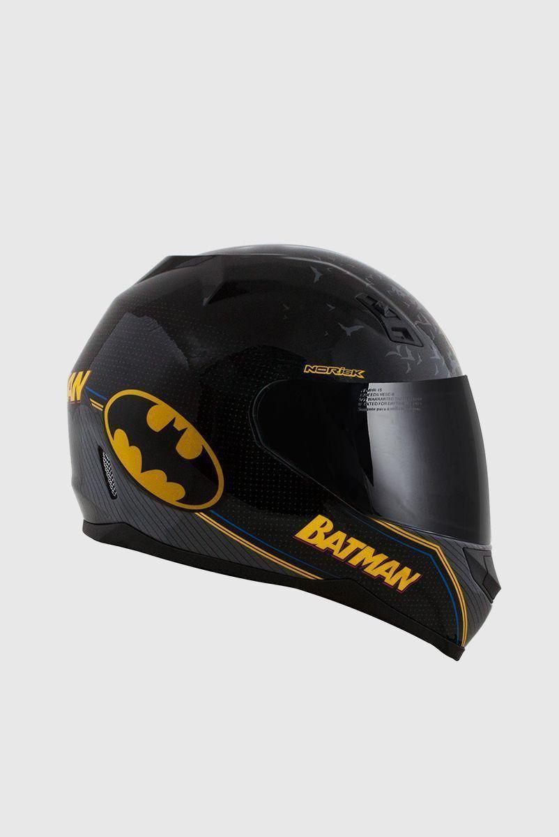 Capacete Batman Symbol FF391