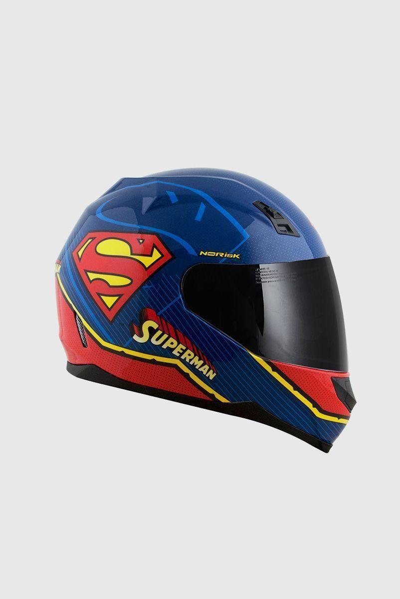 Capacete Superman Symbol FF391