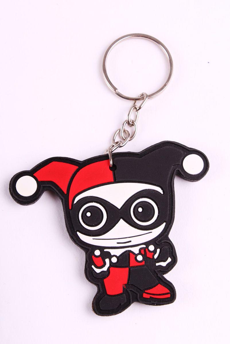 Chaveiro de Borracha Harley Quinn Kid