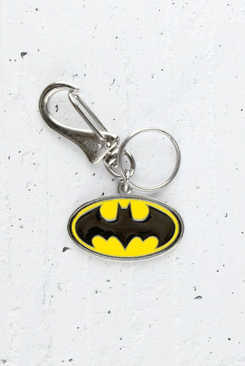 Chaveiro de Metal Batman Logo Oficial