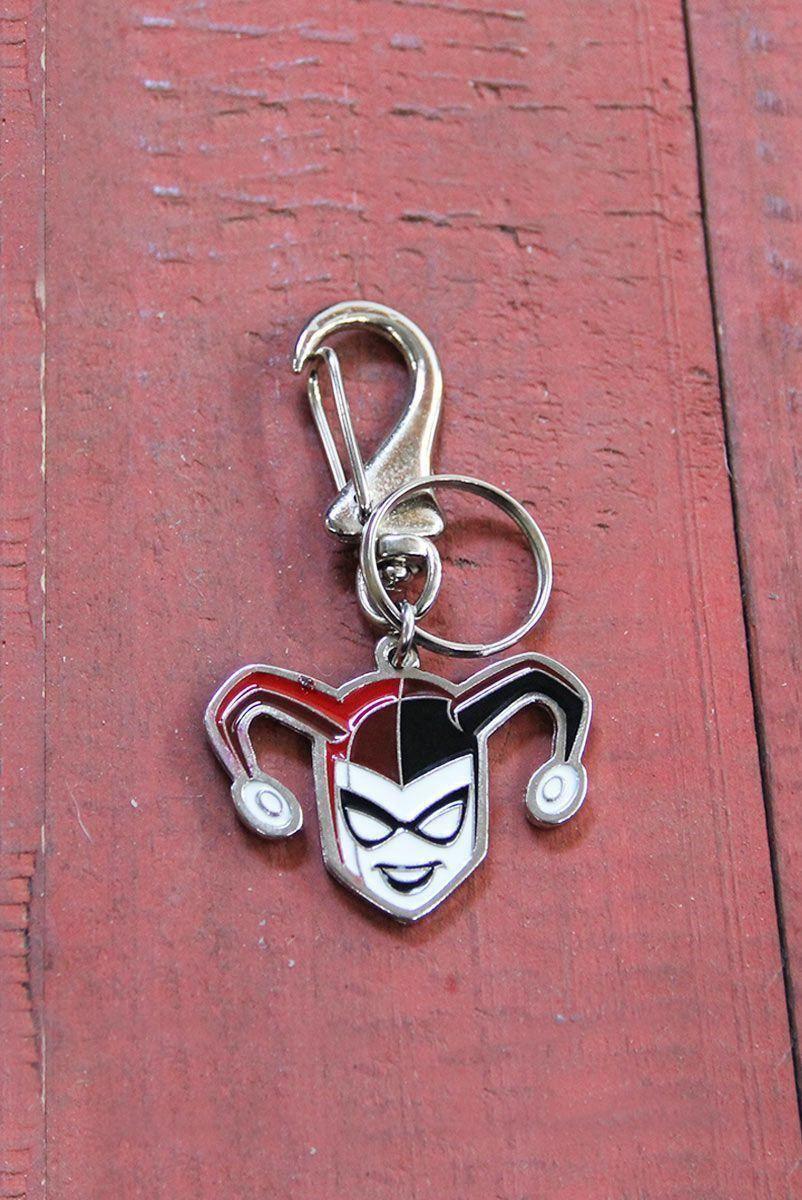 Chaveiro de Metal Harley Quinn