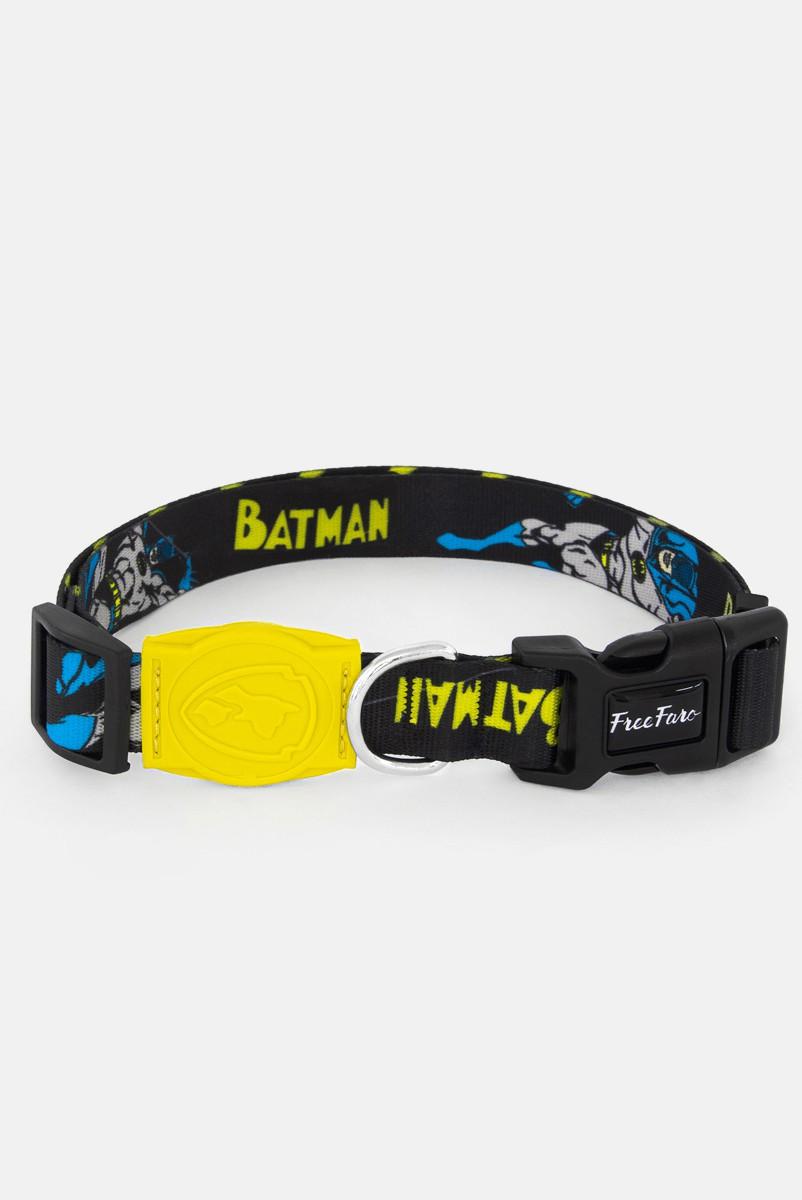 Coleira para Cães Batman
