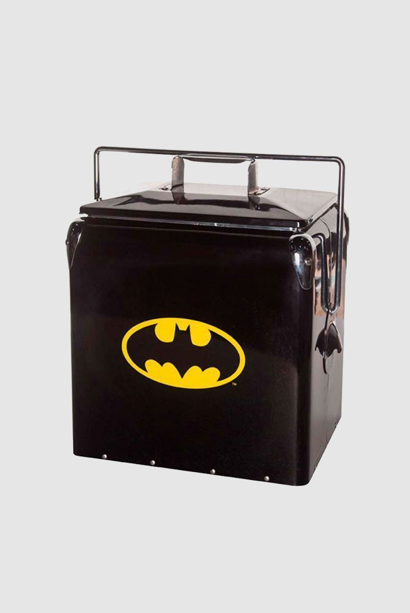 Cooler de Metal Batman Logo