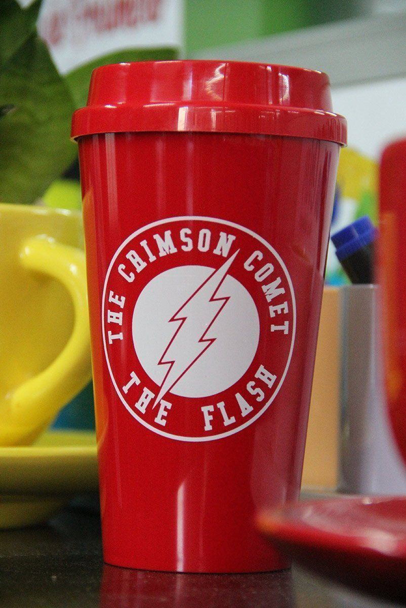 Copo Bucks The Flash Crimson