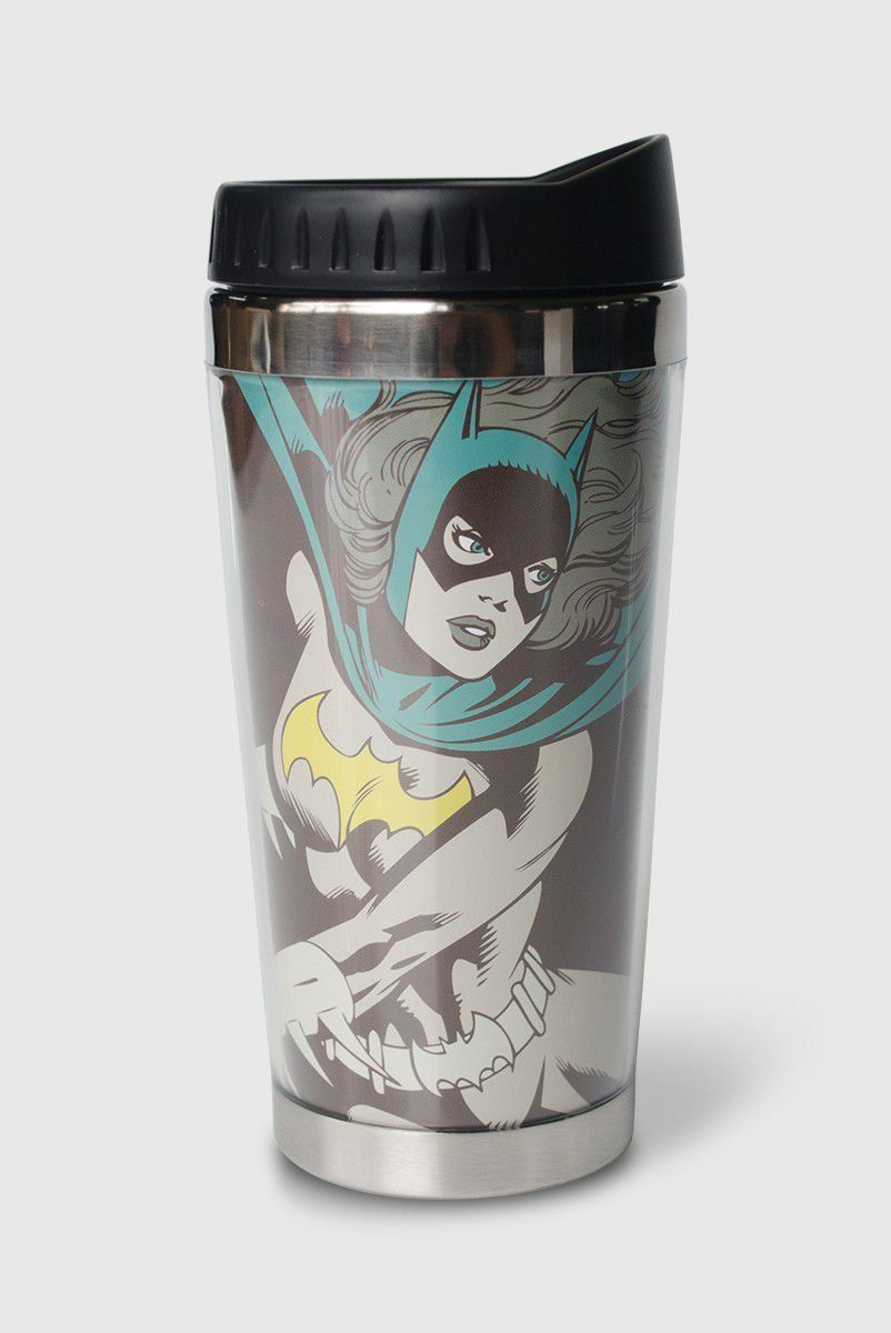 Copo Térmico Batgirl In Action
