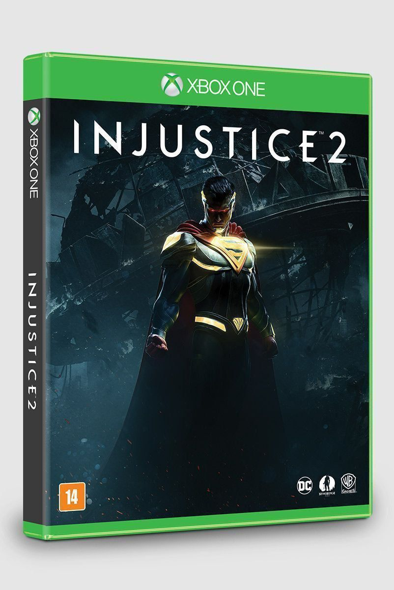 Game Injustice 2 Every Battle Defines You Xbox One + GRÁTIS HQ SURPRESA