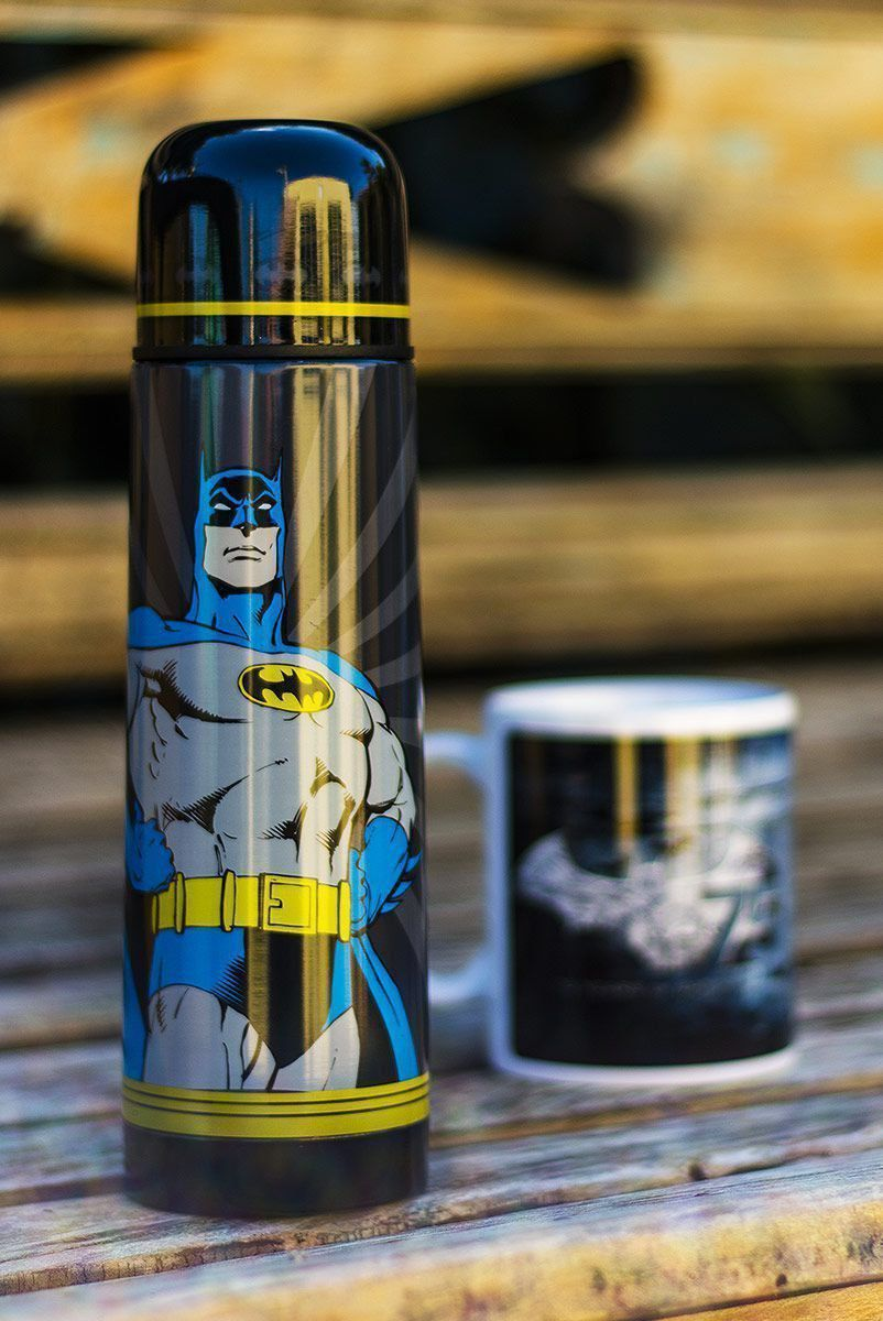 Garrafa Térmica DC Comics Batman