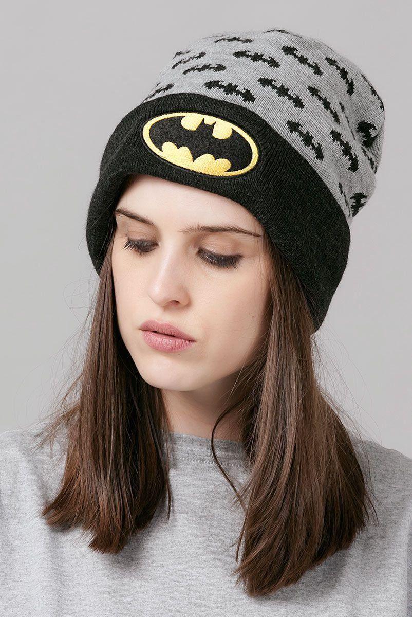 Gorro DC Comics Batman Bats