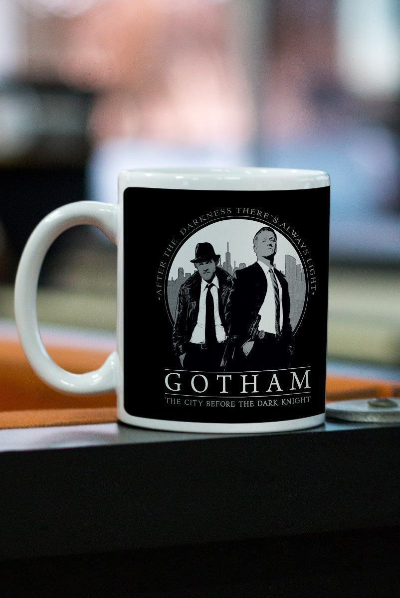 Caneca Gotham After The Darkness