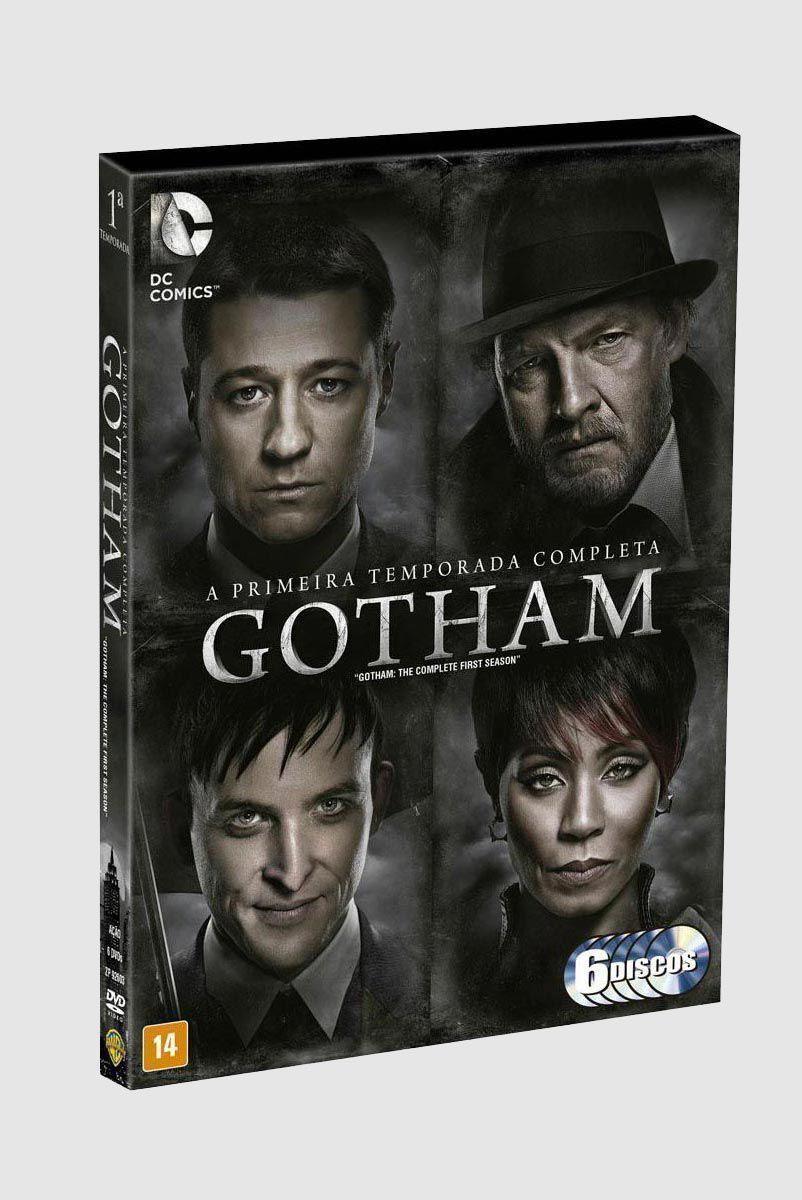 DVD Box Gotham - A Primeira Temporada Completa