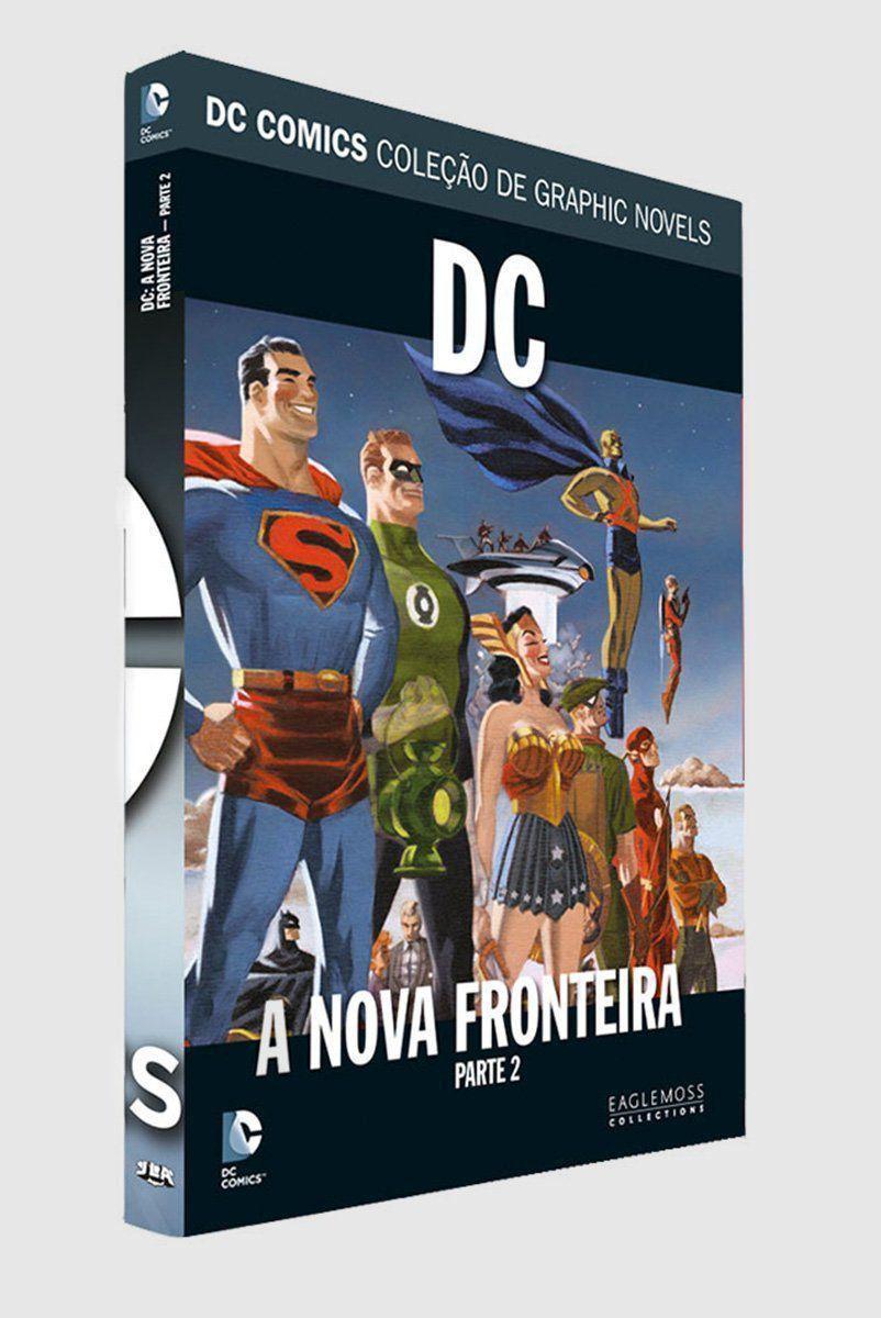 Graphic Novel A Nova Fronteira - Parte 2 ed. 36