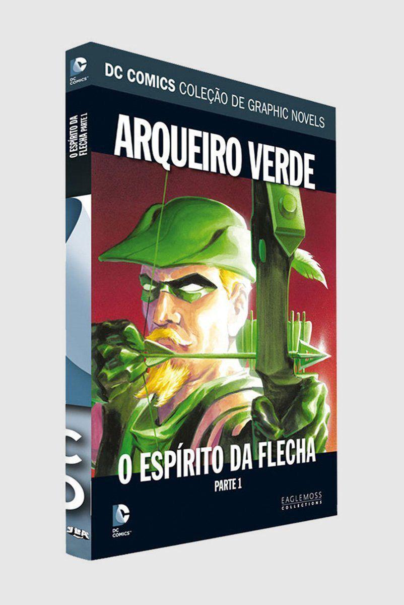 Graphic Novel Arqueiro Verde: O Espírito da Flecha - Parte 1 ed. 32