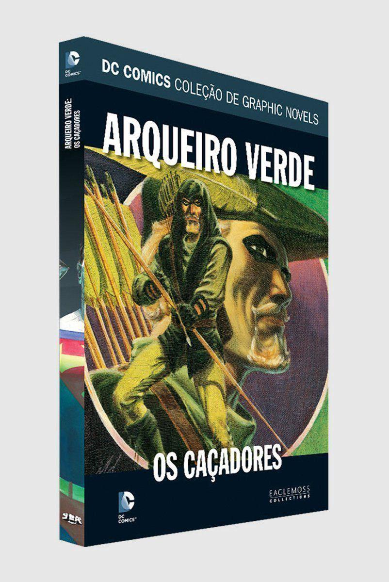 Graphic Novel Arqueiro Verde: Os Caçadores ed. 52