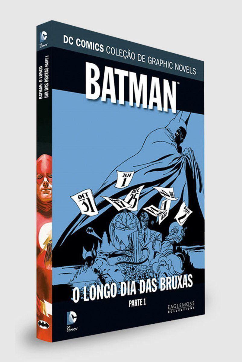 Graphic Novel Batman: O Longo Dia das Bruxas - Parte 1