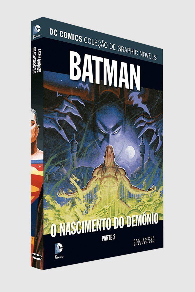 Graphic Novel Batman: O Nascimento do Demônio - Parte 2 ed. 16