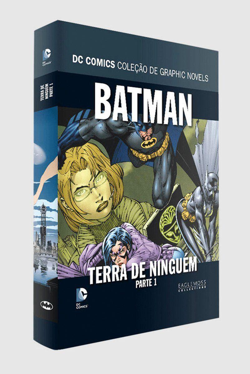 Graphic Novel Edição Especial Batman: Terra de Ninguém parte 1  Ed. 2