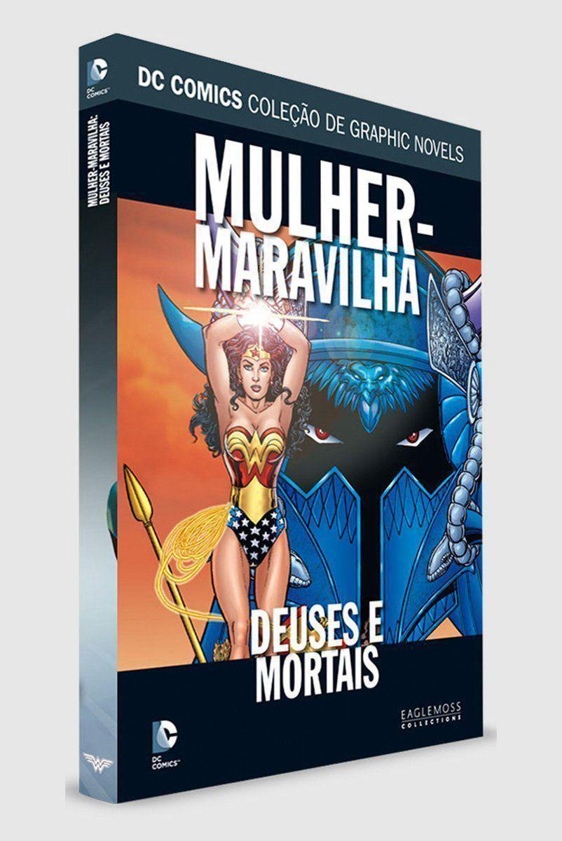 Graphic Novel Mulher-Maravilha: Deuses e Mortais ed. 38