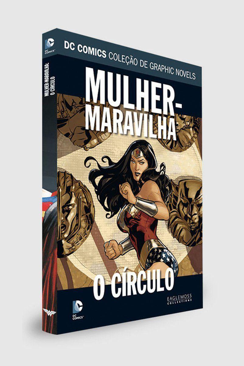 Graphic Novel Mulher - Maravilha: O Círculo