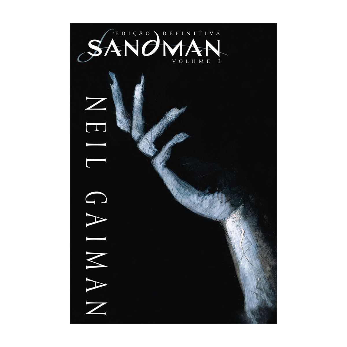 Graphic Novel Sandman Edição Definitiva Vol. 3