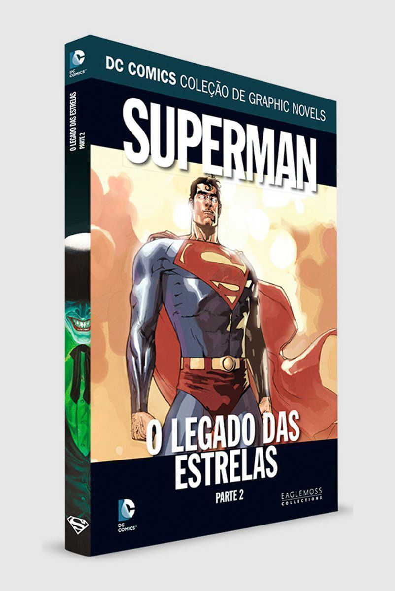 Graphic Novel Superman: O Legado das Estrelas - Parte 2 ed. 58