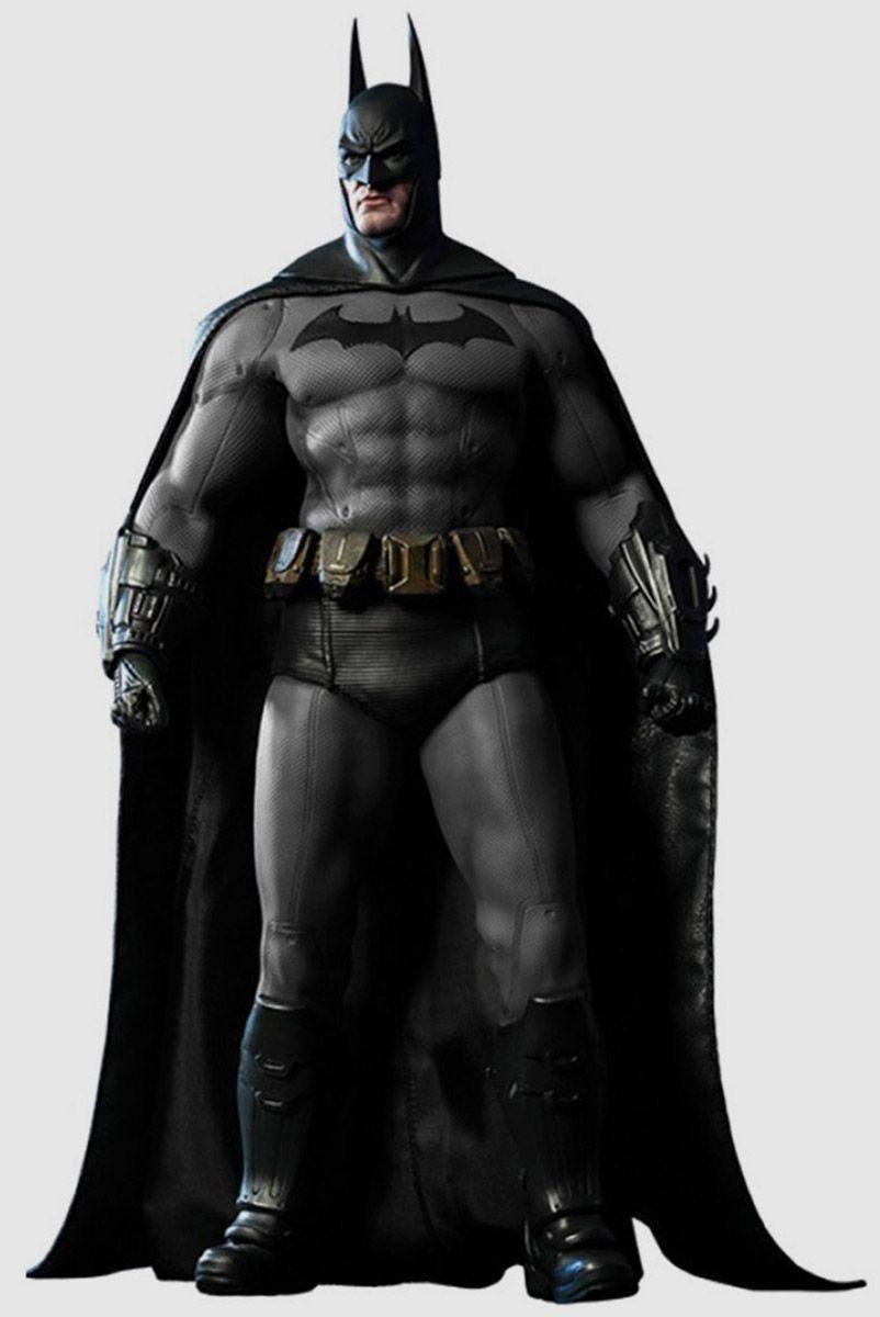 Boneco (Action Figure) Batman Arkham City
