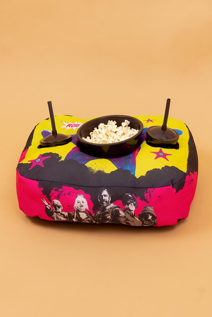 Kit de Cinema Esquadrão Suicida