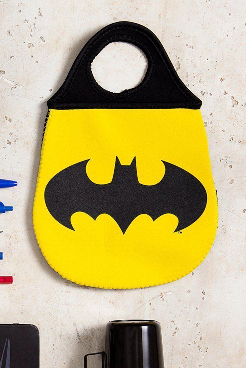 Lixeira Para Carro DC Originals Batman Logo